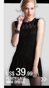 Flirty Lace Mini Dress