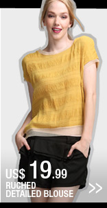Ruched Detailed Blouse