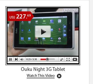 Ouku Night 3G Tablet