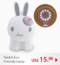 Rabbit Eco Friendly Lamp