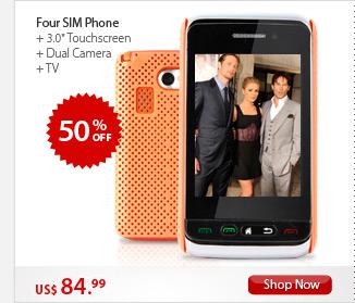 Four SIM phone