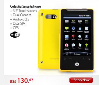 Celestia Smartphone