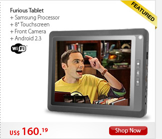 Furious Tablet