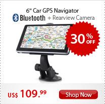 6''Car GPS Navigator