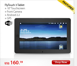 FlyTouch 3 Tablet