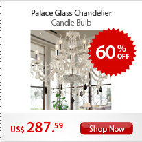 Palace Glass Chandelier