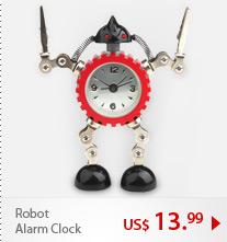 Robot Alarm Clock