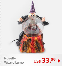 Novelty Wizard Lamp