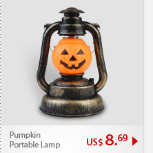 Pumpkin Portable Lamp