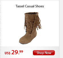 Tassel Casual Shoes