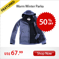 Warm Winter Parka