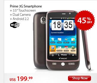Prime 3G Smartphone