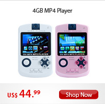 4GB MP4 Player