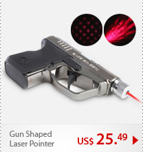 Gun Shaped Laser Pointer