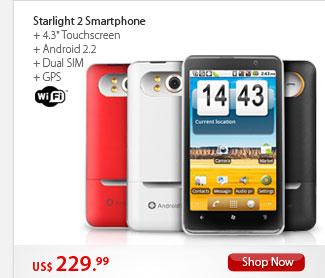 Starlight 2 Smartphone