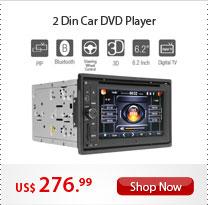 2 Din Car DVD Player