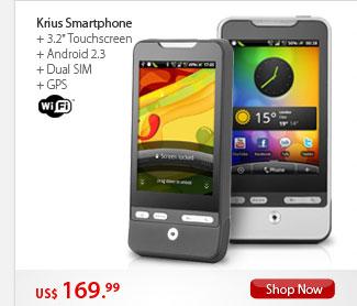 Krius – Smartphone