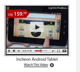 Incheon Android Tablet