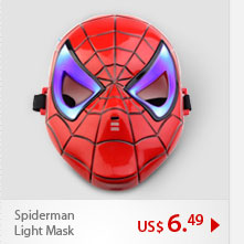 Spiderman Light Mask