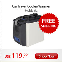Car Travel Cooler/Warmer