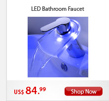 LED Bathroom Faucet