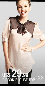 Ribbon Blouse Top