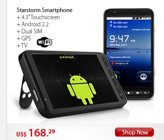 Starstorm Smartphone