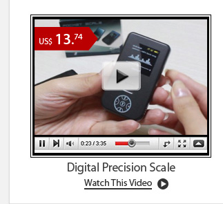 Digital Precision Scale