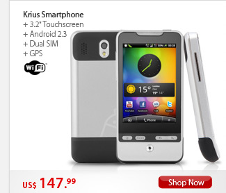 Krius Smartphone