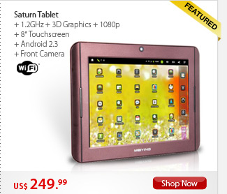 Saturn Tablet