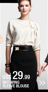 Bat-wing Sleeve Blouse