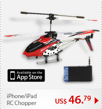 iPhone/iPad RC Chopper