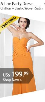 A-line Party Dress