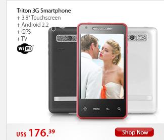 Triton 3G Smartphone