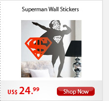 Superman Wall Stickers