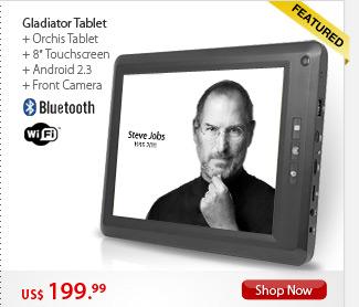 Gladiator Tablet