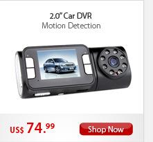 2.0''Car DVR