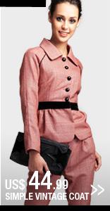 Simple Vintage Coat