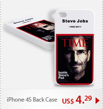 iPhone 4S Back Case