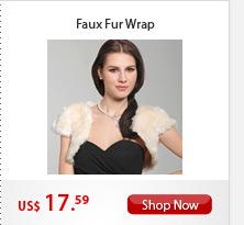 Faux Fur Wrap
