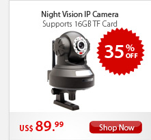 Night Vision IP Camera