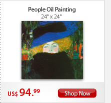 People Oil Painting