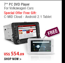 7'' PC DVD Player