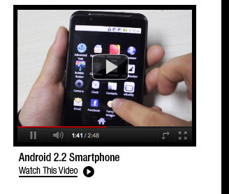 Android 2.2 Smartphone