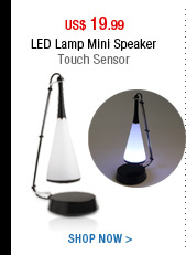 LED Lamp Mini Speaker