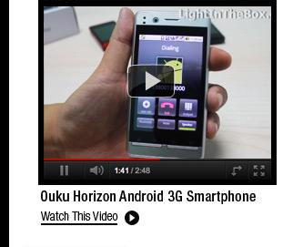 Ouku Horizon Android 3G Smartphone