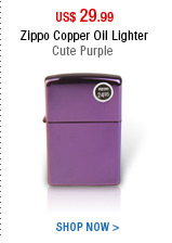 Zippo Copper Oil Lighter