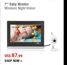 7'' Baby Monitor