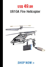U810A Fire Helicopter