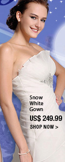 Snow White Gowns